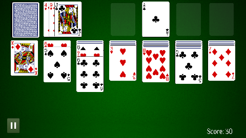 Klondike Solitaire Card Game | Quest Arts Interactive - The